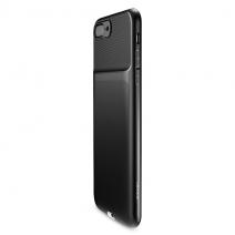 Чехол с поддержкой беспроводной зарядки и магнитом Baseus Wireless Charge Receiver Case для iPhone 7 Plus / 8 Plus