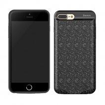Чехол-АКБ Baseus Plaid Backpack Power Bank Case 3650 mAh для iPhone 7 Plus / 8 Plus