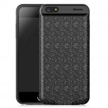 Чехол-АКБ Baseus Plaid Backpack Power Bank Case 7300 mAh для iPhone 7 Plus / 8 Plus