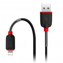 Кабель Baseus Spring Cable USB-Lightning