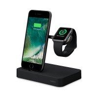 Док-станция для Apple Watch и iPhone Belkin Valet Charging Dock