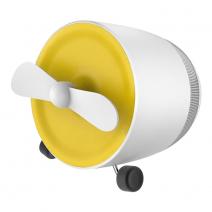Беспроводная портативная колонка с вентилятором ROCK Lava Pilot Speaker