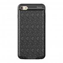 Чехол-АКБ Baseus Plaid Backpack Power Bank Case 2500 mAh для iPhone 6/6S