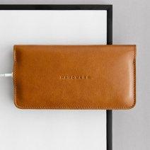 Кожаный чехол-портмоне Handwers x RANCH 2017 для iPhone 6/7/8 Plus