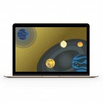 Apple Macbook 12 Retina MLHE2 (1.1GHz, 8GB, 256GB) Gold