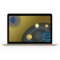 Apple Macbook 12 Retina MNYK2 (1.2GHz, 8GB, 256GB) Gold