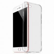 Полиуретановый чехол Hoco Transparent TPU для iPhone 7/8
