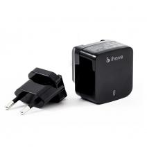 Сетевое ЗУ iHave Tank 3,4A 2 USB