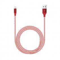 Кабель ROCK M4 1000mm MFI Cable USB – Lightning