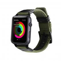Нейлоновый ремешок LEONIDAS Woven Nylon Strap для Apple Watch 42/44mm