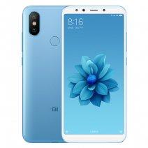 Смартфон Xiaomi Mi 6X 4/64Gb Голубой/Blue
