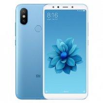 Смартфон Xiaomi A2 4/32 Gb Голубой / Blue