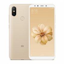 Смартфон Xiaomi Mi 6X 6/64Gb Золотой/Gold
