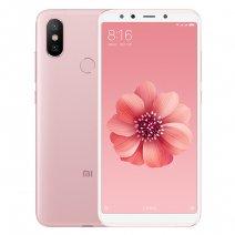 Смартфон Xiaomi Mi 6X 6/64Gb Розовый/Pink