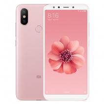 Смартфон Xiaomi Mi 6X 4/64Gb Розовый/Pink