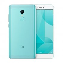 Смартфон Xiaomi Redmi Note 4X 64Gb+4Gb Мятный
