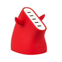 Универсальное сетевое ЗУ Momax U.Bull 5-USB Charging Station 5 USB
