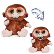 Мягкая игрушка My Angry Pet Полоумная обезьянка