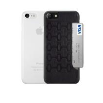 Комплект чехлов Ozaki Jelly + Pocket iPhone 8/7