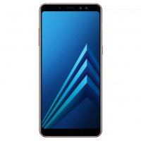 Смартфон Samsung Galaxy A8  (2018) 32Gb Синий