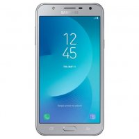 Смартфон Samsung Galaxy J7 Neo Серебристый