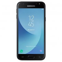 Смартфон Samsung Galaxy J3 (2017) 16Gb Черный