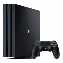 Игровая приставка Sony PlayStation 4 Pro 1Tb Black Официально восстановленная