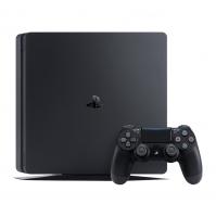 Игровая приставка Sony PlayStation 4 Slim 500Gb Black