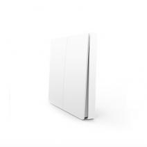 Умный выключатель Xiaomi Aqara Smart Light Switch ZigBee двойной