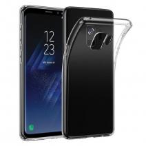 Прозрачный TPU чехол для  Samsung Galaxy S9