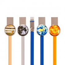 Кабель ROCK Orb Series Cable USB – Lightning