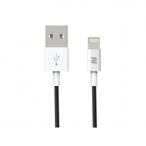 Кабель Rock Space S01 Charge & Sync Round Cable USB – Lightning