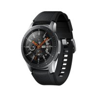 Умные часы Samsung Galaxy Watch, 46 мм, корпус цвета серебристая сталь