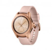 Умные часы Samsung Galaxy Watch, 42 мм, корпус цвета розовое золото