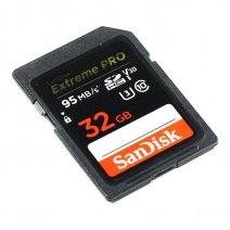 Карта памяти SanDisk Extreme Pro microSDHC Class 10 UHS-I 95MB/s 32 ГБ