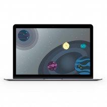 Apple Macbook 12 Retina MLHA2 (1.1GHz, 8GB, 256GB) Silver