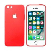 Силиконовый чехол Second Skin для iPhone 5/5S/SE
