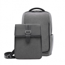 Сумка-рюкзак 2-в-1 Xiaomi Commuter Backpack Grey
