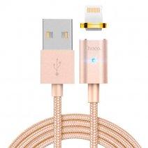 Магнитный кабель Hoco U16 Magnetic Cable USB-Lightning