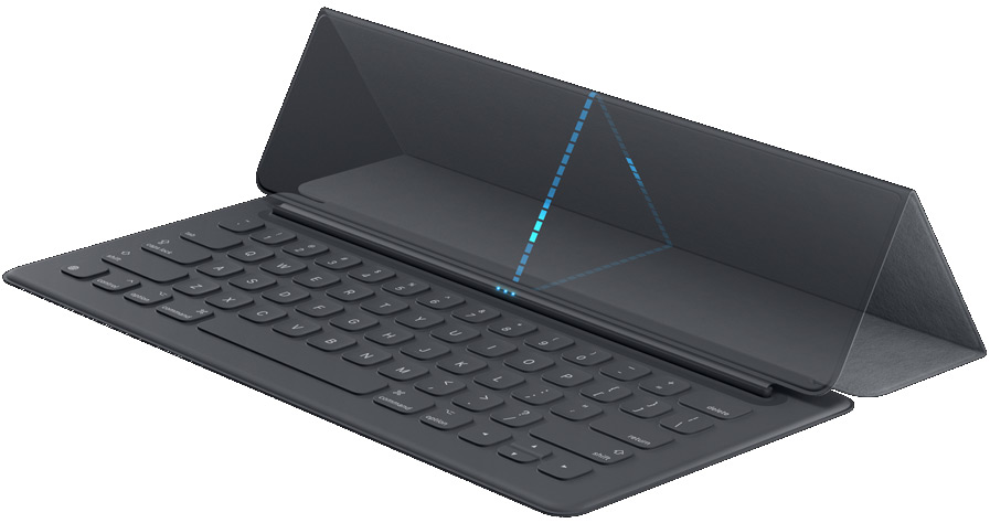 Чехол-клавиатура Apple Smart Keyboard для iPad Pro 9,7""