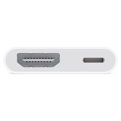 Apple Lightning Digital Adapte